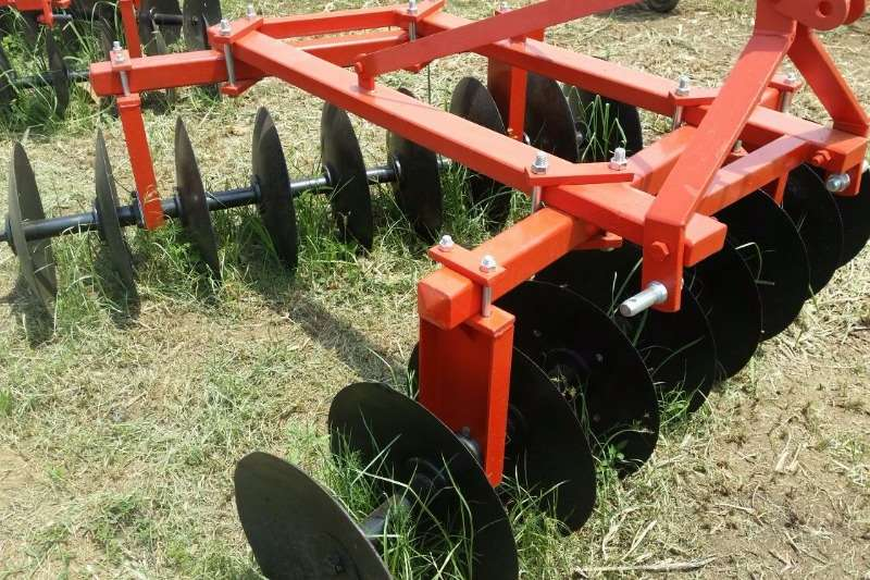 Other 18 Disc Offset Ploughs, cultivators, discs