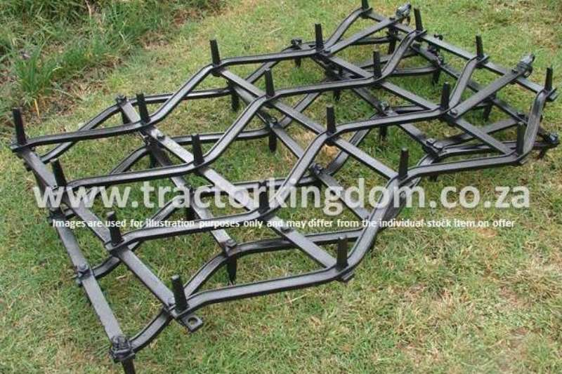 Ploughs, cultivators, discs Other 2 Piece Drag Harrow 0
