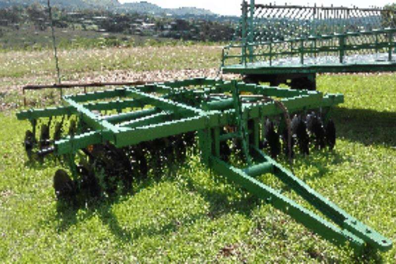 Other 28 Disc Hydraulic Disc Harrow Ploughs, cultivators, discs