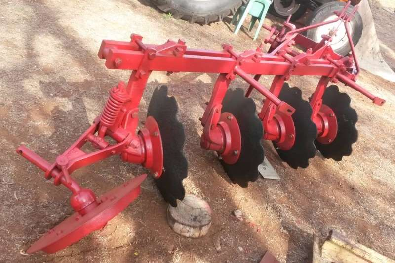 Other 4 Disc Ploughs, cultivators, discs
