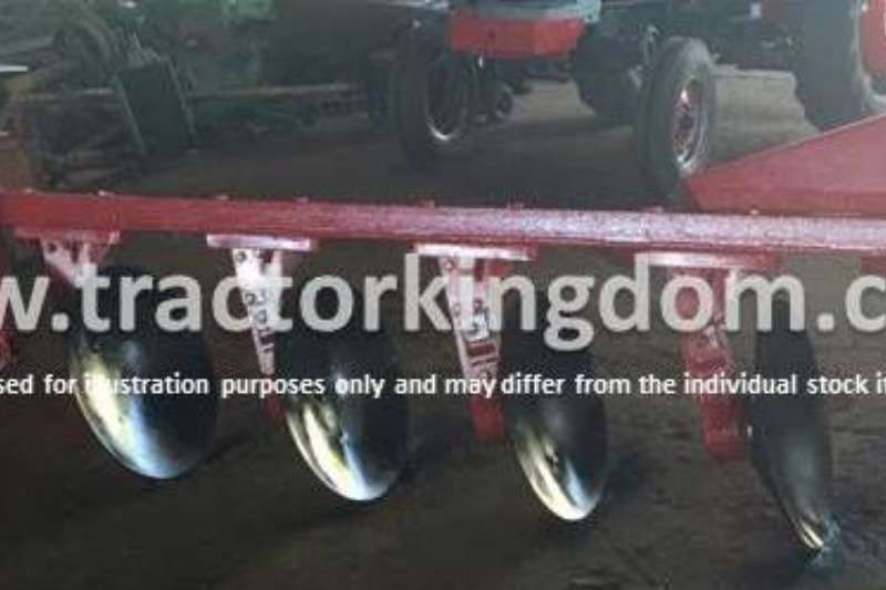 Ploughs, cultivators, discs Other 5 Disc Ploughs 0