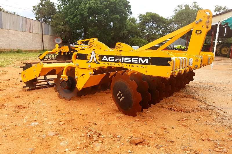 Other Agrisem Gold 3m disc roller Ploughs, cultivators, discs