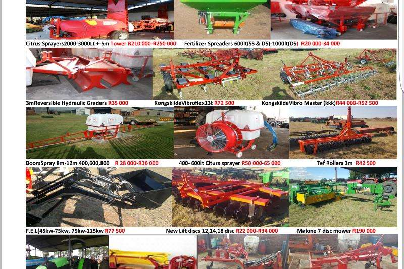 Other Agromaster 24 Disc Ploughs, cultivators, discs