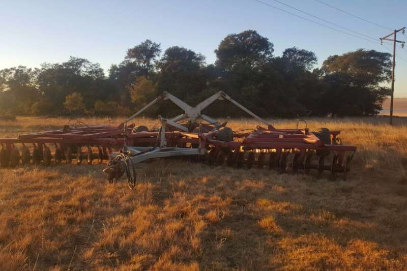 Ploughs, cultivators, discs Other Balden 70 disk 0