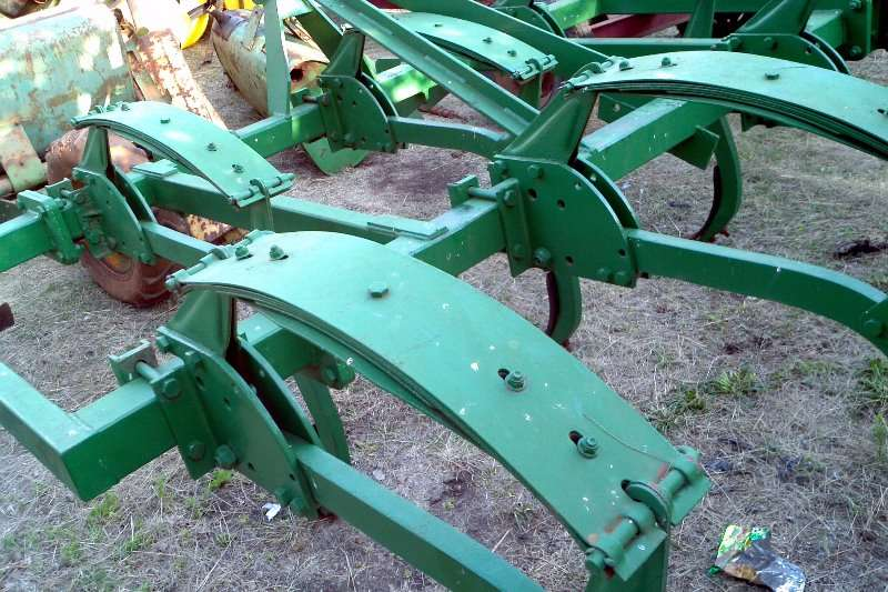 Other Chisel ploughs Used DLB 7 tand Beitelploeg Ploughs, cultivators, discs