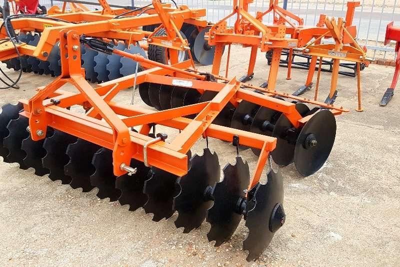 Other Disc harrows 24 Disc Harrow 12x12 Ploughs, cultivators, discs