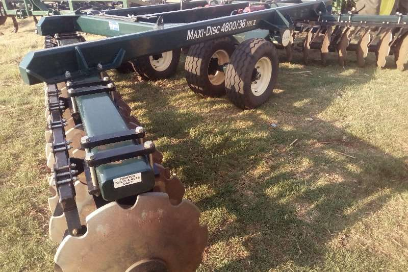 Other Disc harrows Used TWK 36 skottel 4,8 meter,Heavy Duty Disc Ploughs, cultivators, discs