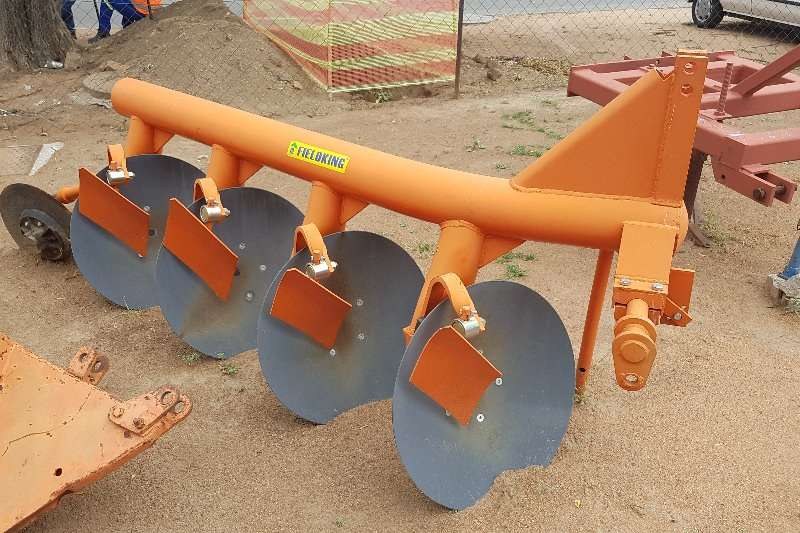 Other Fieldking 4 skottel dis Ploughs, cultivators, discs