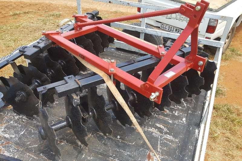 Other New Lift disc light duty Ploughs, cultivators, discs