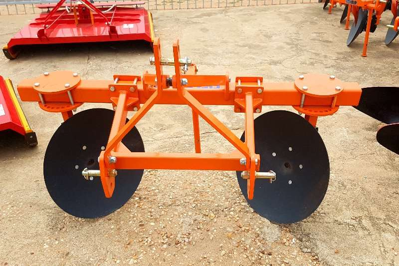 Ploughs, cultivators, discs Other Single row disc Rigger 2 Furrow 2016