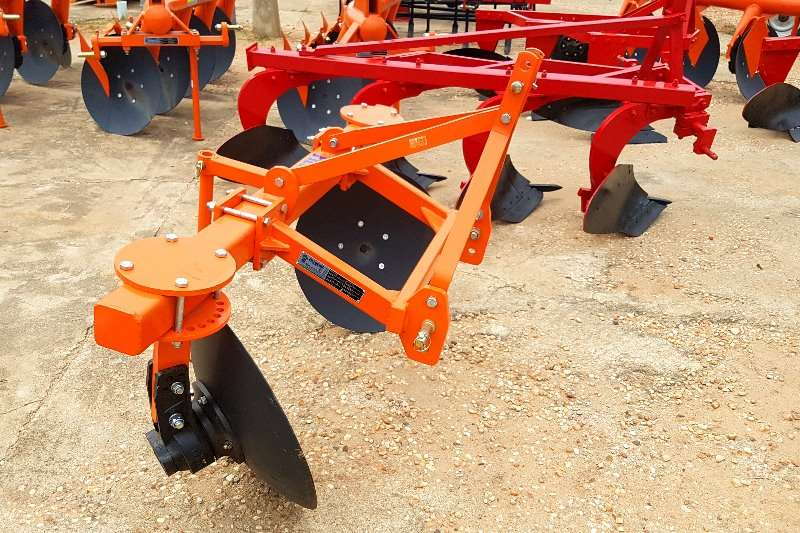 Other Single row disc Rigger 2 Furrow Ploughs, cultivators, discs