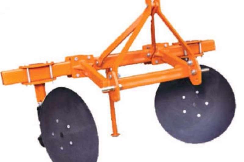 Ploughs Fieldking Disc Ridger 1 Row 0