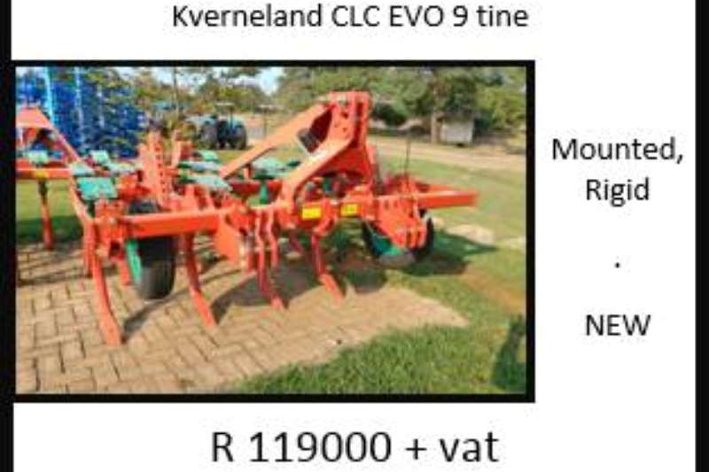 Ploughs Kverneland Kverneland CLC Evo 9 Tine 0