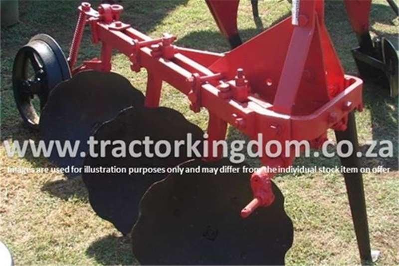 Ploughs Other 3 Disc Frame Plough 0