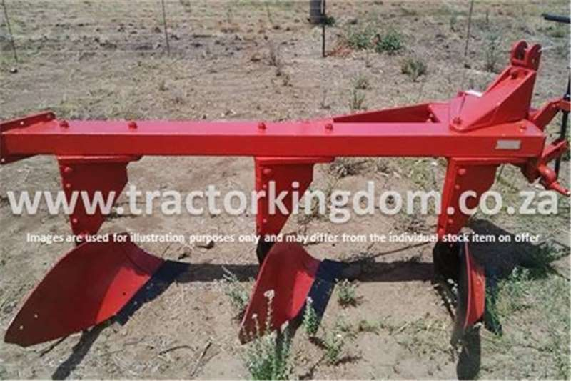 Ploughs Other 3 Shear Beam Plough 0