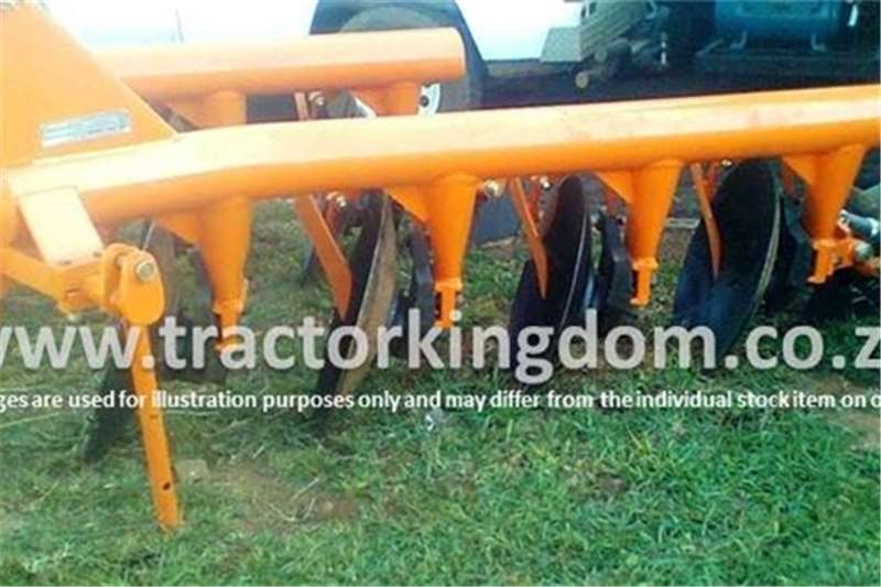 Ploughs Other 4 Disc Plough 0