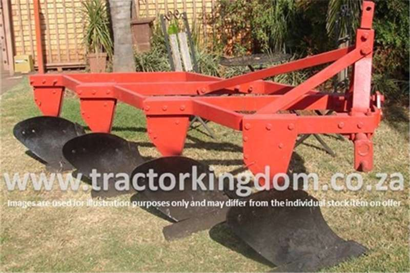 Ploughs Other 4 Shear Plough 0