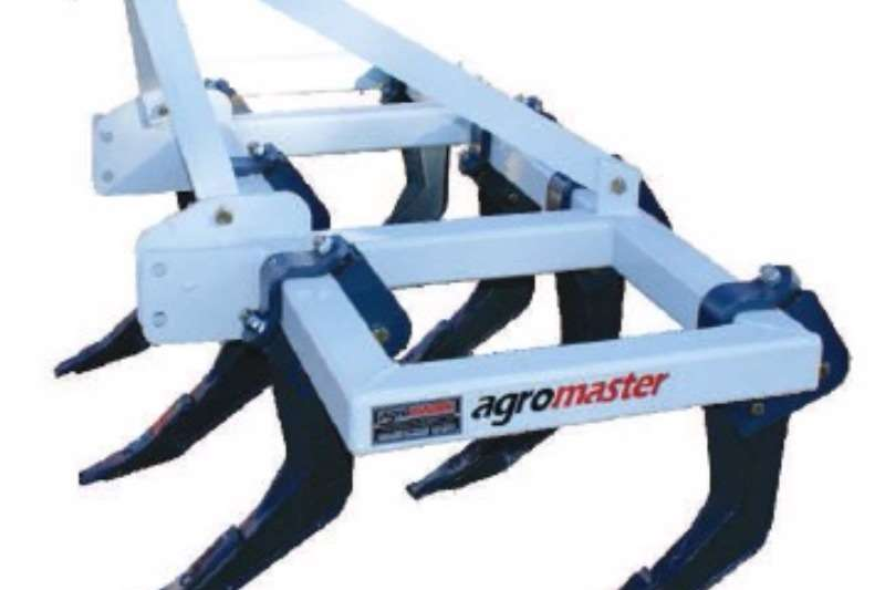 Ploughs Other Ploughs Agromaster Chisel 5 Tyne 0