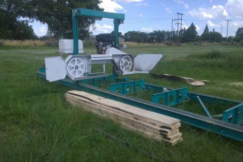 RHINO BAND SAWMILLS Saw