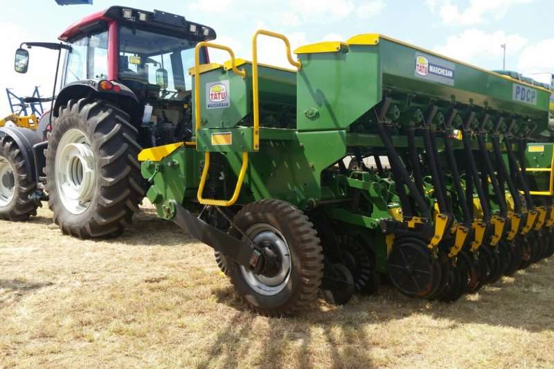 Seed Planter tatuPDCP No Till Seeder with fromt cutting disc 0