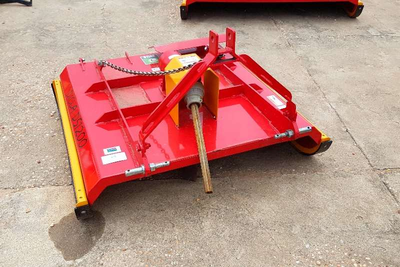 Slashers, Silage Cutters & Trailers Other Dicla Ds 1200 = 1.2m heavy duty 2016