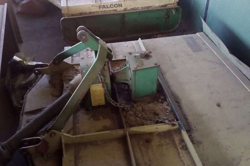 Other Falcon haymaker Slashers x 2 Available Slashers, silage cutters & trailers