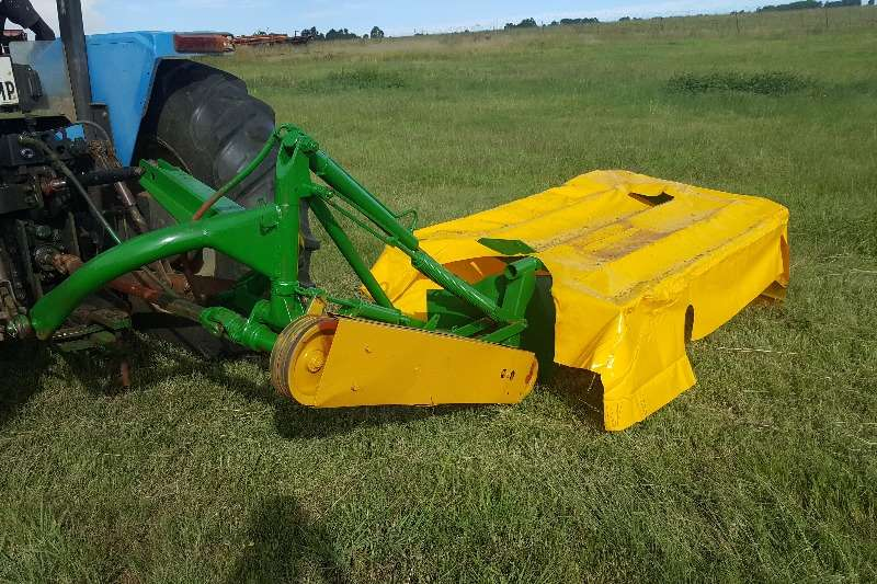 Other KRONE 6 disc mower Slashers, silage cutters & trailers