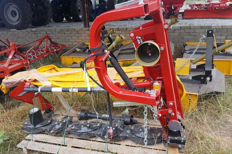 Other New Bellon 5 disc mower Slashers, silage cutters & trailers