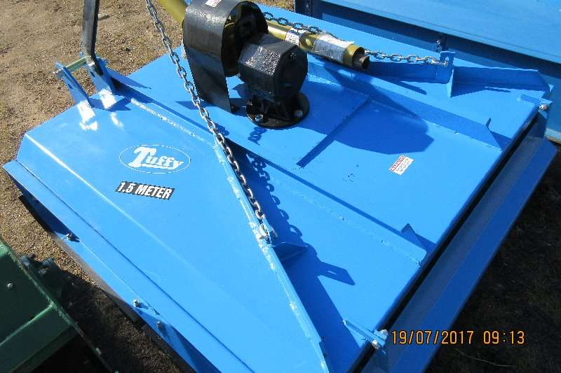 Slashers, Silage Cutters & Trailers Other TUFFY Slasher 1.8m. 2017
