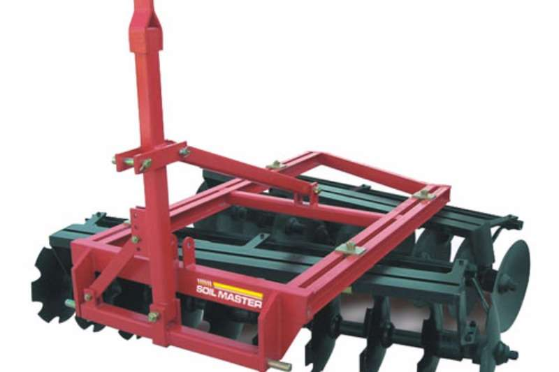 Soil Master Disc Harrow