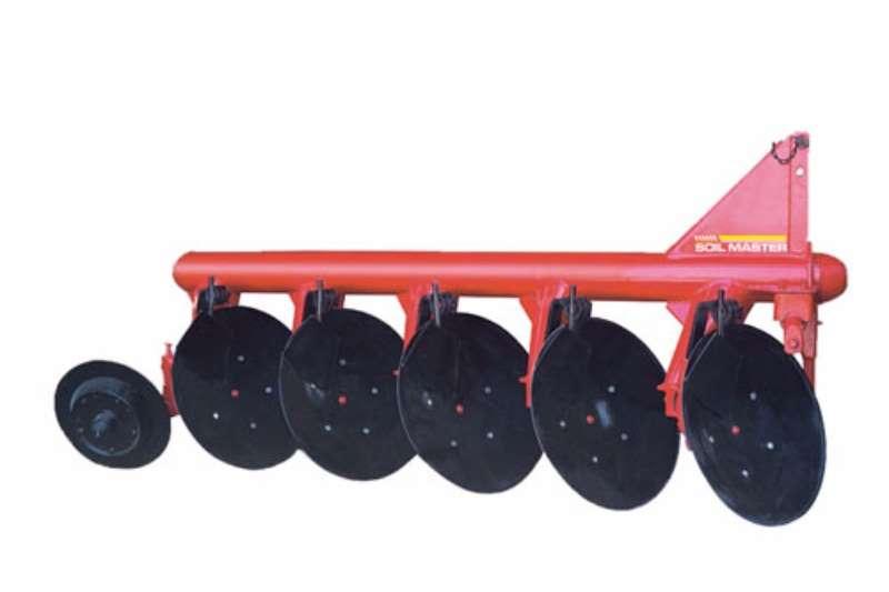 Soil Master Pipe Plough & Mouldboard Plough