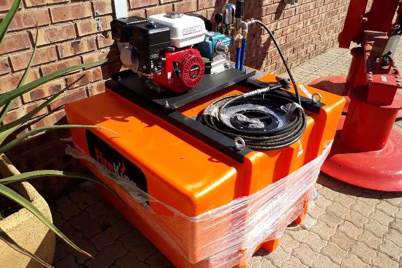 500l high pressure 35 bar Sprayers and spraying equipment