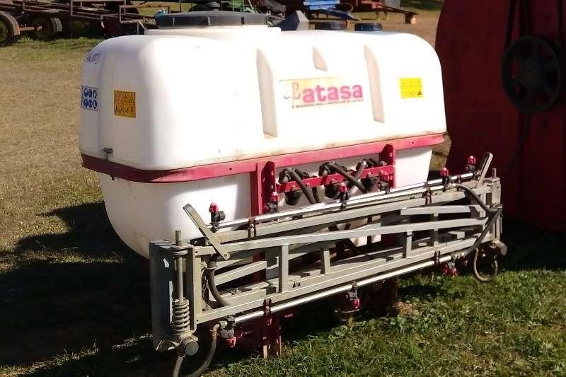 Sprayers and Spraying Equipment ATASA 600lt x 15 nozzle Boom Sprayer 0