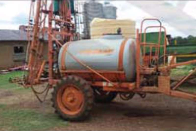 Jacto AM 14 Spuit Sprayers and spraying equipment