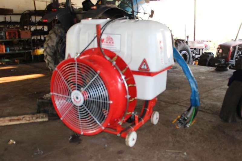 Sprayers and Spraying Equipment New 600l turbo sprayer 2017
