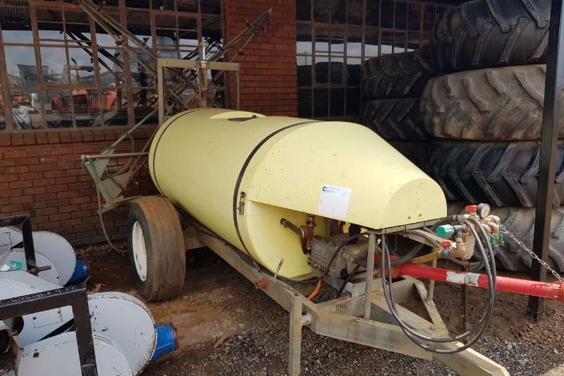 Other Boom sprayers Agrico 2000L 12m Boom spray Sprayers and spraying equipment