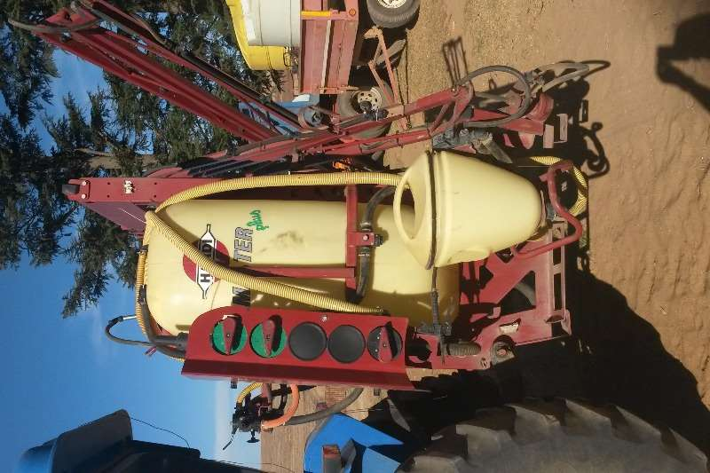 Hardi Hardi 1000 lt Master Plus 12m boom sprayer Spraying equipment