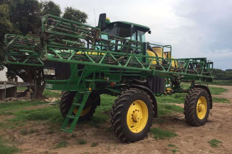 Spraying Equipment John Deere 4630 W sprayer 2012