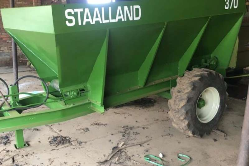 Spreaders Box Spreaders Staal land 5 ton 0