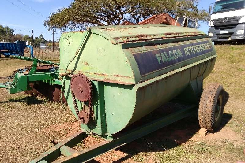 Fertilizer Spreaders Falcon Rotor Spreader Spreaders-Fertiliser, lime, manure