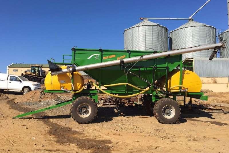 Other 2017 Agri Varia Kunsmiswa Spreaders-Fertiliser, lime, manure