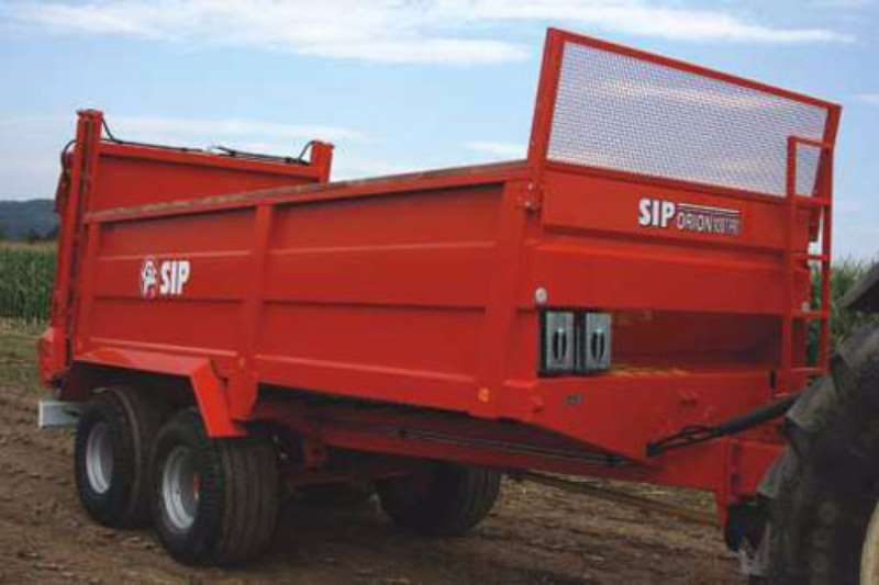 SIP Orion Manure & Organic Fertilizer Spreaders Spreaders-Fertiliser, lime, manure