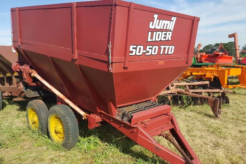 Spreaders Other JUMIL LIDER 50-50 2005