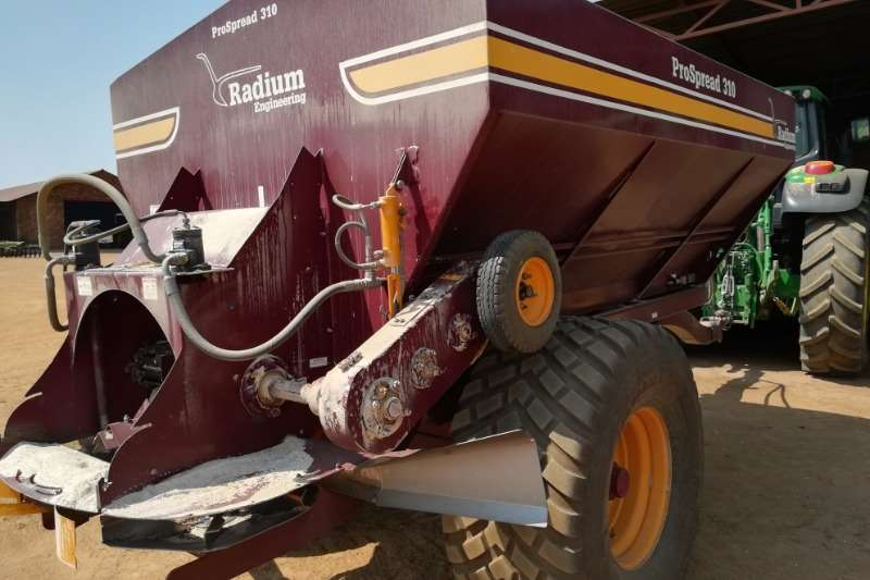 Other Other spreaders Raduim 10 t Spreaders