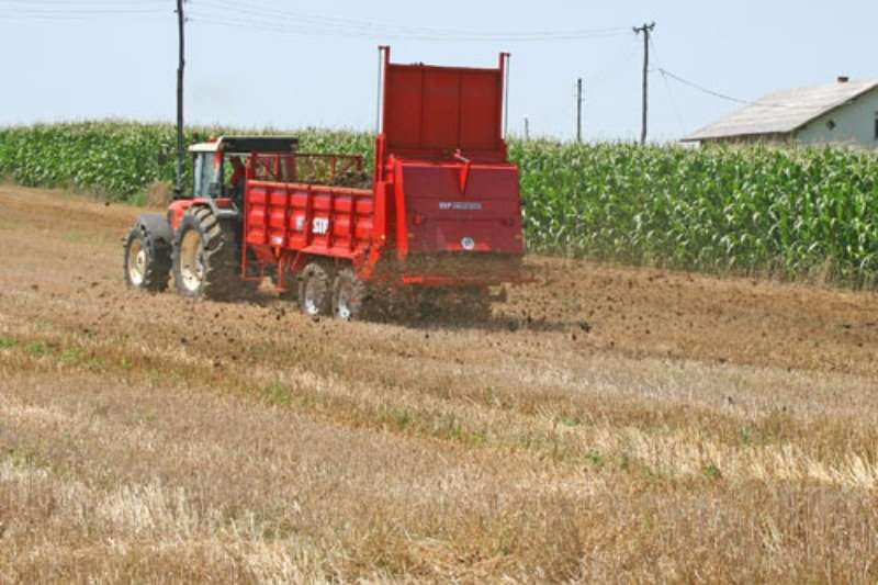 SIP Orion Manure & Organic Fertilizer Spreaders Spreaders