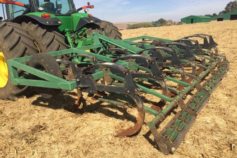 Primary tillers ROVIC Super19 13 tand met rollers Tillers