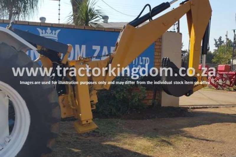Hydraulic Back-Hoe attachement TLB's