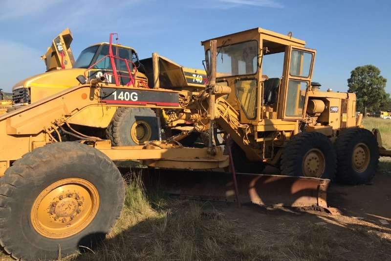 140 Tractors