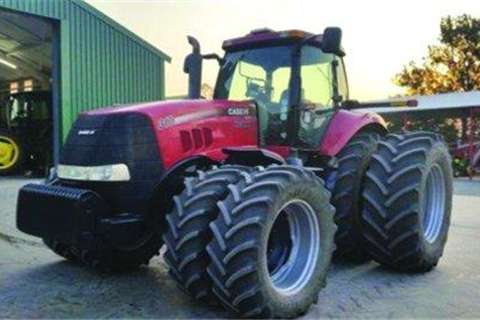 Case 310 MFWD Cab- Tractors