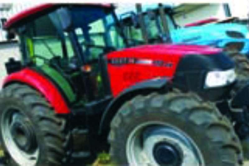 Case Compact tractors Farmal 110 Cab Tractors